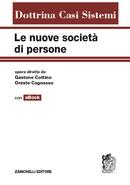 Le nuove società di persone