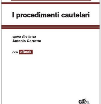 I procedimenti cautelari
