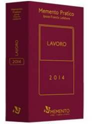 Memento Pratico Lavoro 2014