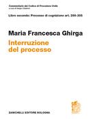 Art. 299-305 Interruzione del processo