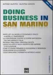 Doing Business in San Marino