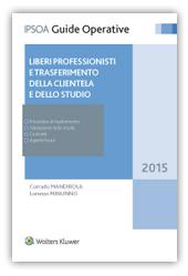 Liberi professionisti e trasferimento della clientela e dello studio