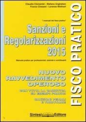 Sanzioni e Regolarizzazioni 2015