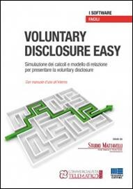 voluntary disclosure easy