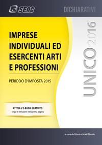 Imprese individuali ed esercenti arti e professioni Unico 2016