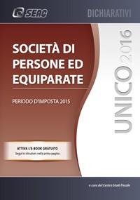 Unico 2016 Società di persone ed equiparate