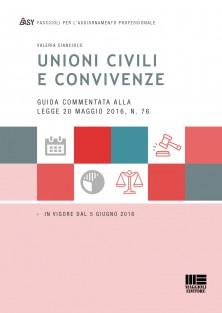 Unioni civili e convivenze – Guida commentata