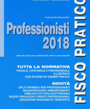 Fisco pratico professionisti 2018