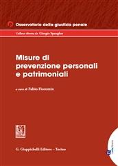 Misure e prevenzioni personali e patrimoniali