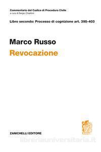 Revocazione Art. 395-403