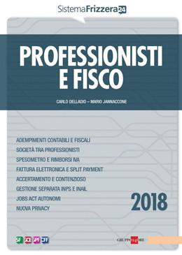 Professionisti e fisco 2018