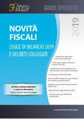 Novità Fiscali 2019: Legge di bilancio 2019
