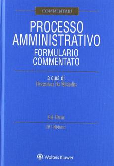 Processo Amministrativo – Formulario commentato