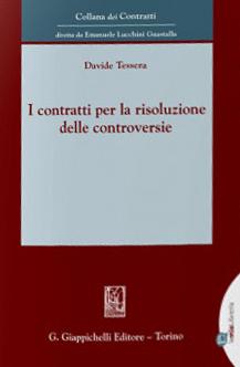 I contratti per la risoluzione delle controversie