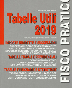 Tabelle utili 2019
