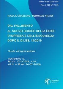 Dal fallimento al nuovo codice della crisi d'impresa e dell'insolvenza dopo il D.Lgs. 14/2019