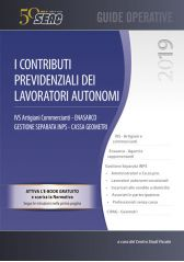 I contributi previdenziali dei lavoratori autonomi 2019