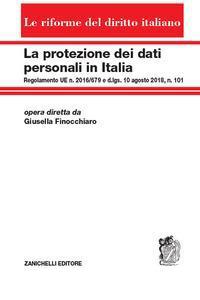 La protezione dei dati personali in Italia