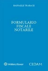 Formulario fiscale notarile