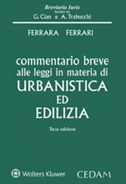 Commentario leggi edilizia urbanistica