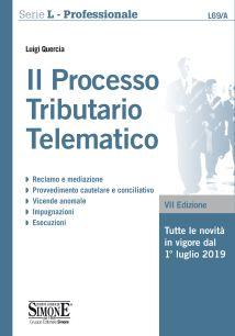 Il processo tributario telematico L69/A