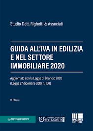 Guida all'IVA in edilizia e nel settore immobiliare 2020
