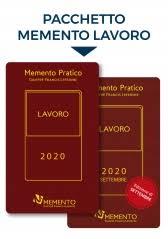 Offerta Memento Pratico Lavoro 2020