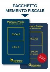 Offerta Memento Pratico Fiscale 2020