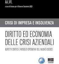 Diritto ed economia delle crisi aziendali