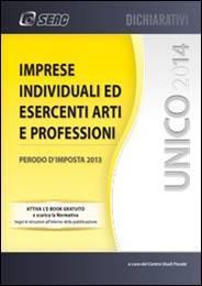 UNICO 2014 – Imprese Individuali ed Esercenti Arti e Professioni
