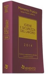 Memento Pratico Igiene e Sicurezza del Lavoro 2014