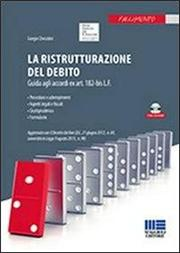La ristrutturazione del debito