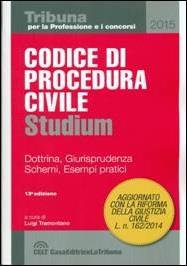 Codice di Procedura civile 2015. Studium