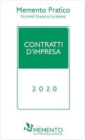 Memento Pratico Contratti D'Impresa 2020