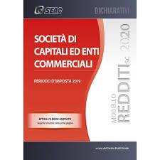 Modello Redditi 2020 Società di capitali ed enti non commerciali
