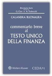 Commentario breve al testo unico della finanza