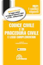 Codice civile e di procedura civile 2021
