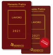 Offerta Memento Pratico Lavoro 2021