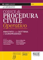 Codice di Procedura Civile Operativo 2021