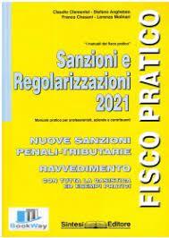 Sanzioni e regolarizzazioni 2021