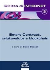 Smart contract, criptovalute e blockchain