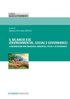 Il bilancio ESG (Environmental, Social e Governance)